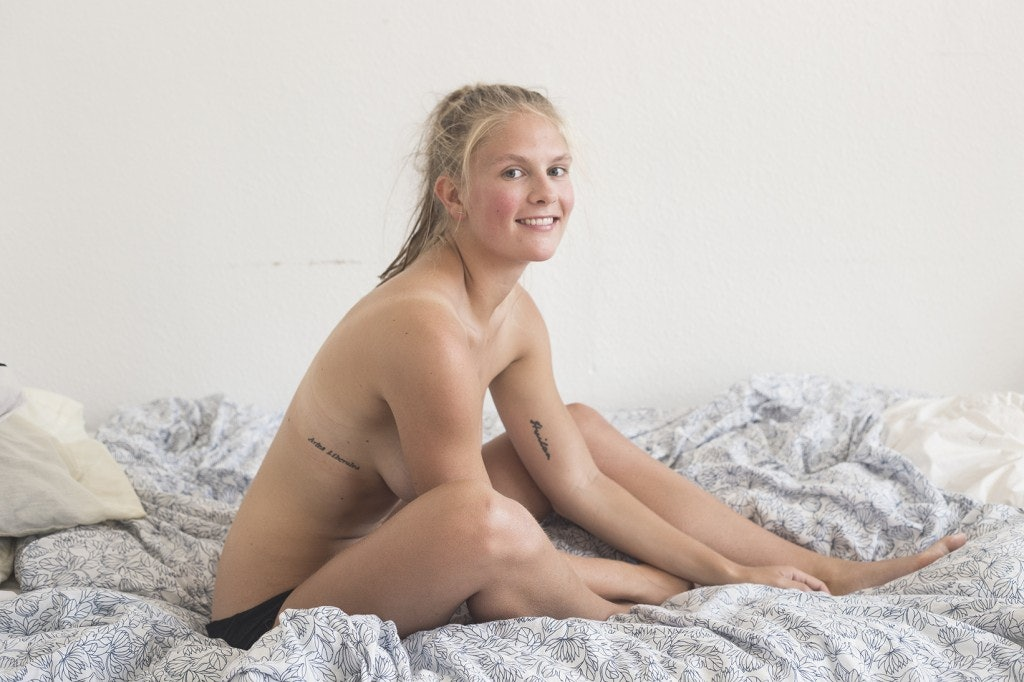 Girls body naked real the world