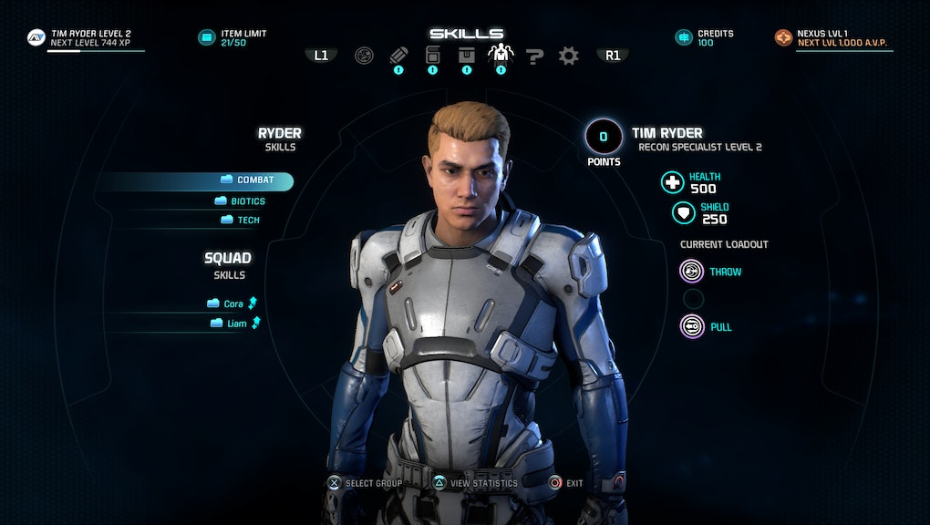 Mass Effect: Andromeda' Change Appearance: What you need to know