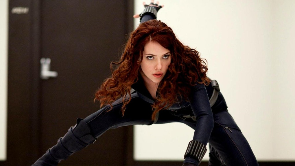 Image result for black widow  avengers