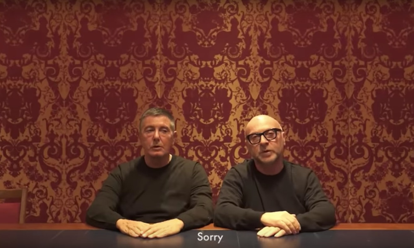Rapid Inevitable Dolceamp; Gabbana The Undoing And Of 0nkP8OXw