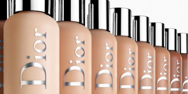 Dior Just Launched A New Foundation In 40 Different Shades