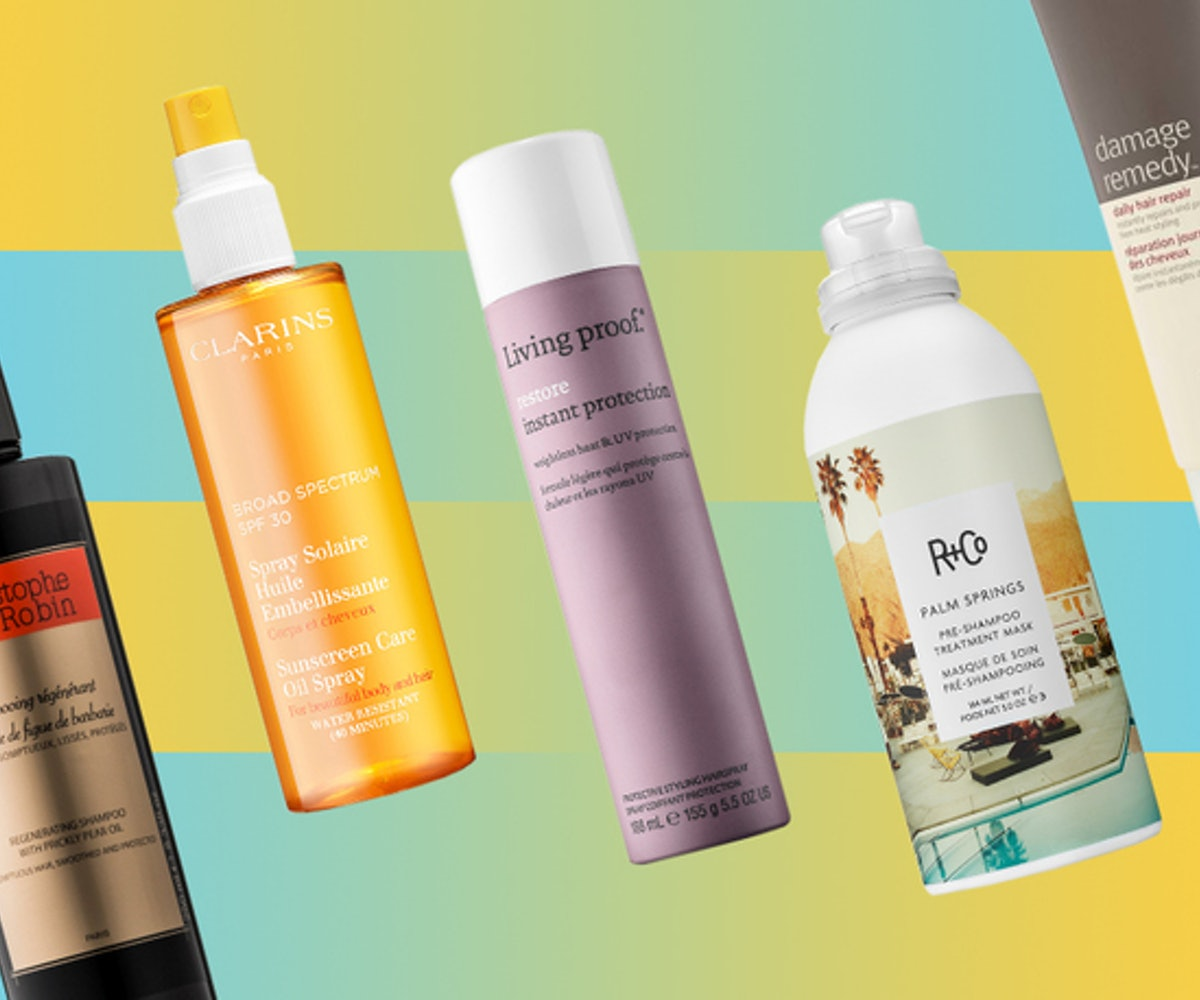 15 Products To Help Revive Your Battered Summer Hair