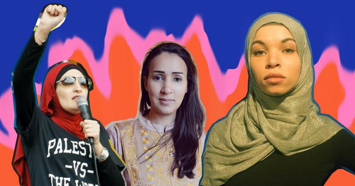 7 Muslim Women Activists To Get To Know