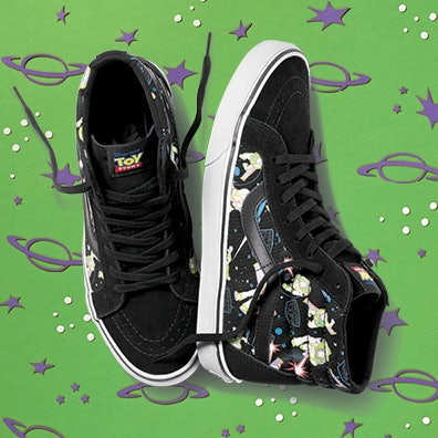 vans toy story marcianitos