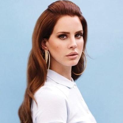 Deep Inside The Multicolored World Of Lana Del Rey