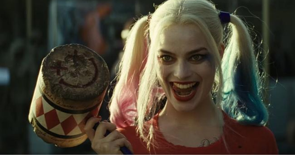 The New 'Suicide Squad' Trailer Is The Most Harley Quinn We'