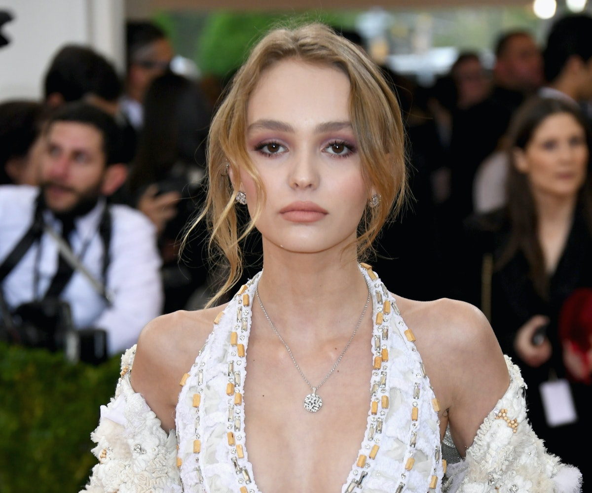 This Is How Lily-Rose Depp Shuts Down People That Tell Her To Smile