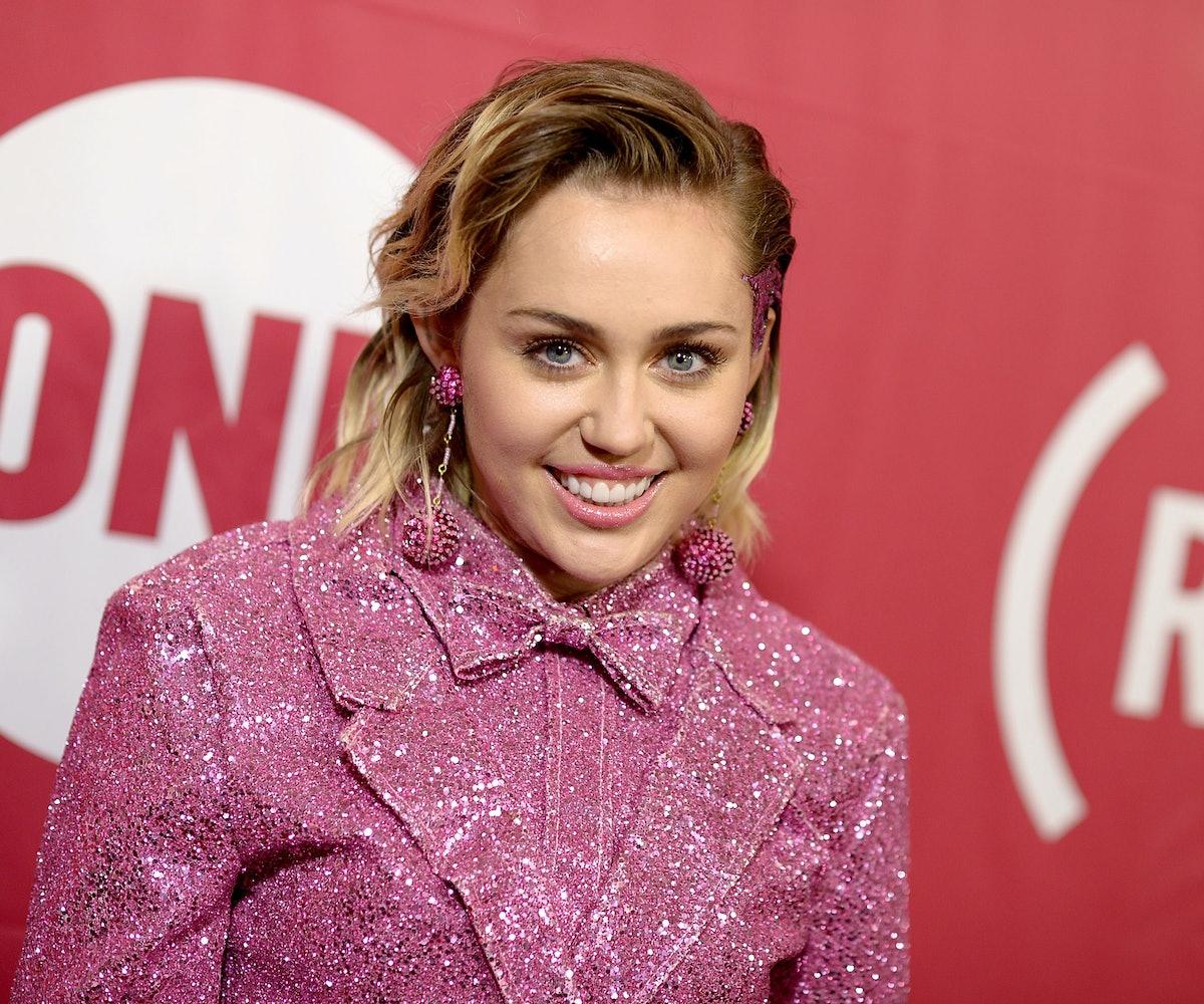 Miley Cyrus Just Made The Swedish Porn Star Haircut