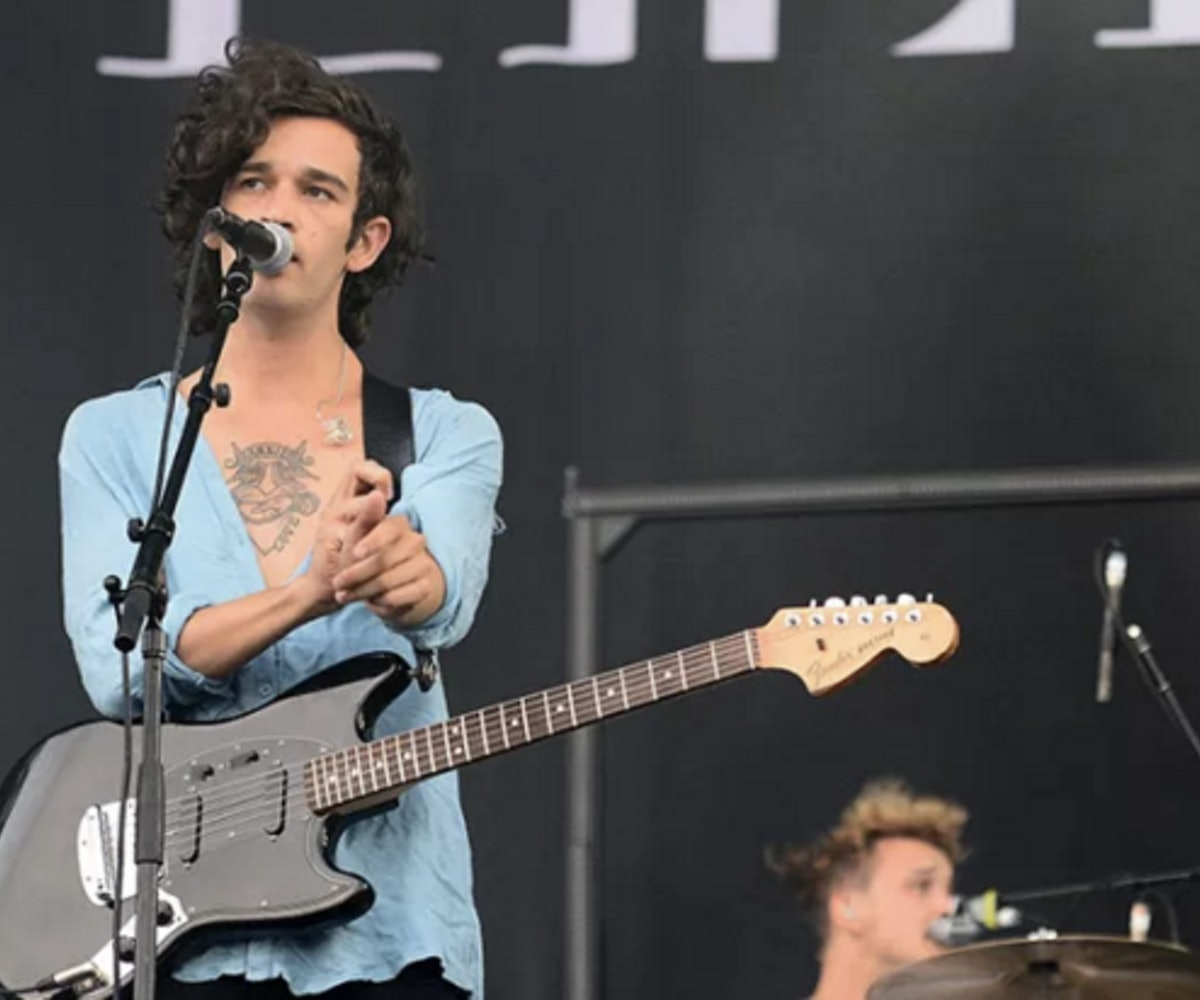 Matt Healy Explains Why He Called Taylor Swift Emasculating