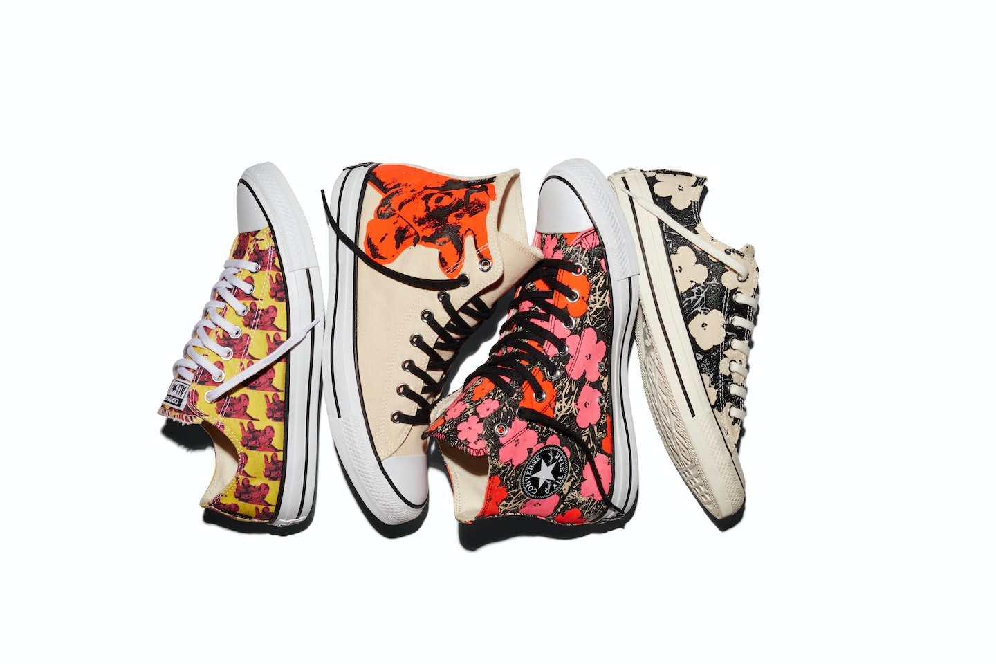 The Converse Andy Warhol Collection Is Here