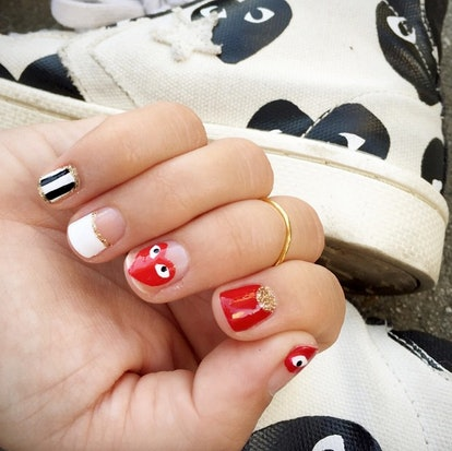 insta files friday badass nail artists