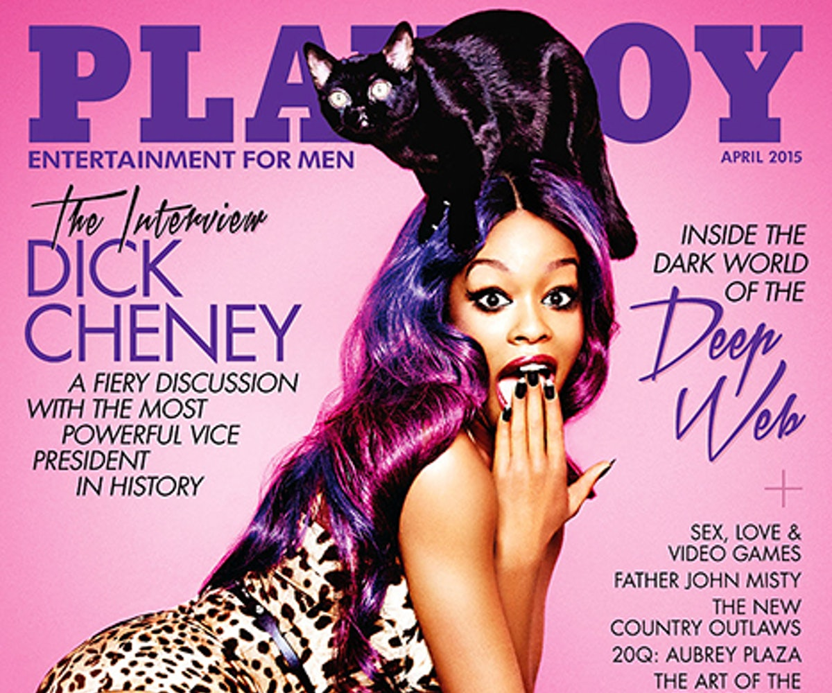 Azealia Banks Does Not Hold Back in This Playboy Interview