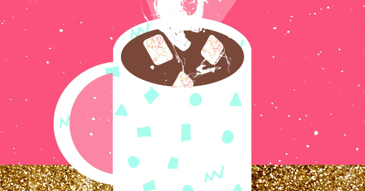 6 Ways To Up Your Hot Chocolate Game
