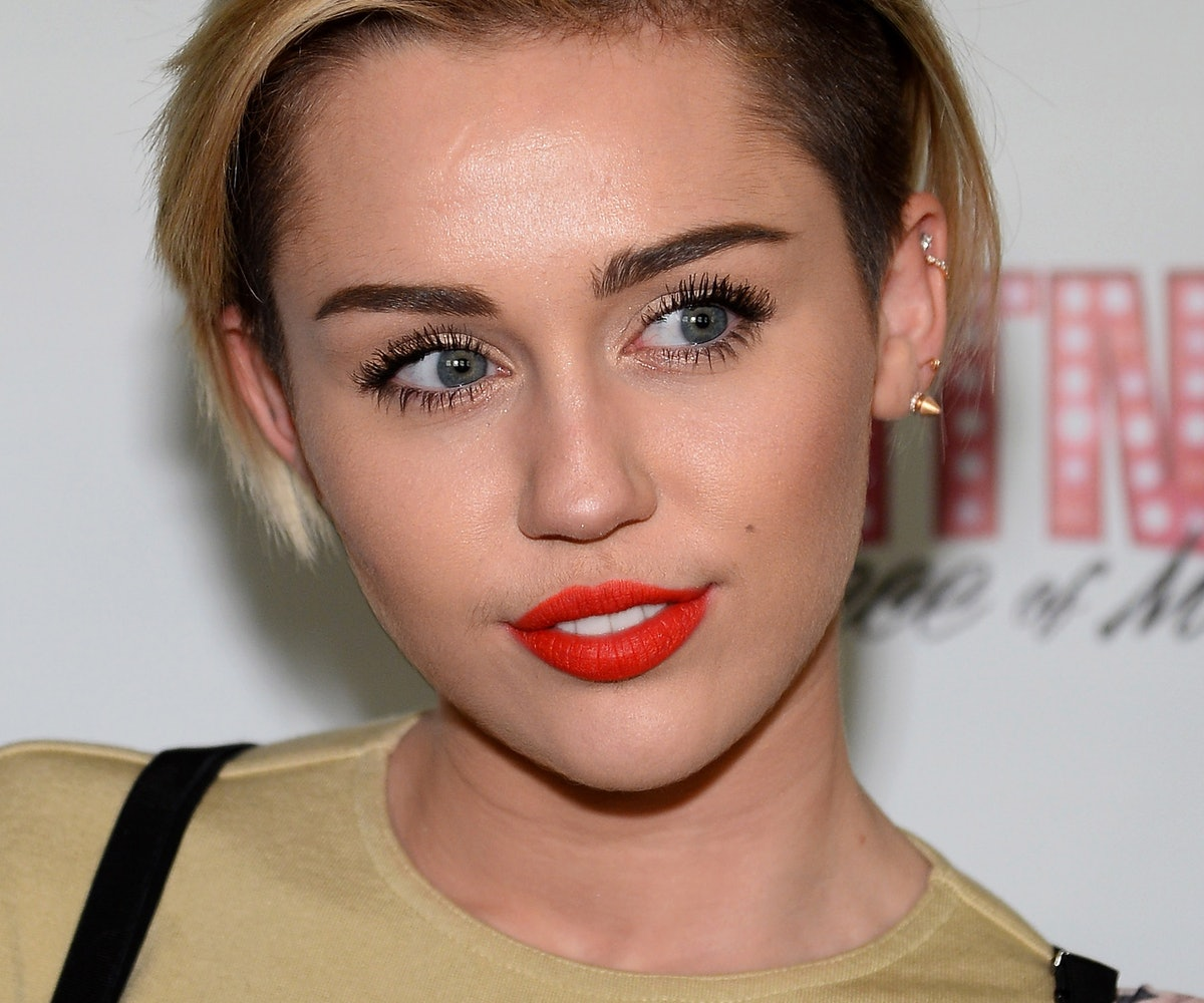 Miley Cyrus Makeup Essentials