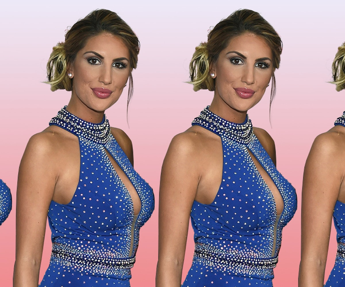 August ames fact from fiction