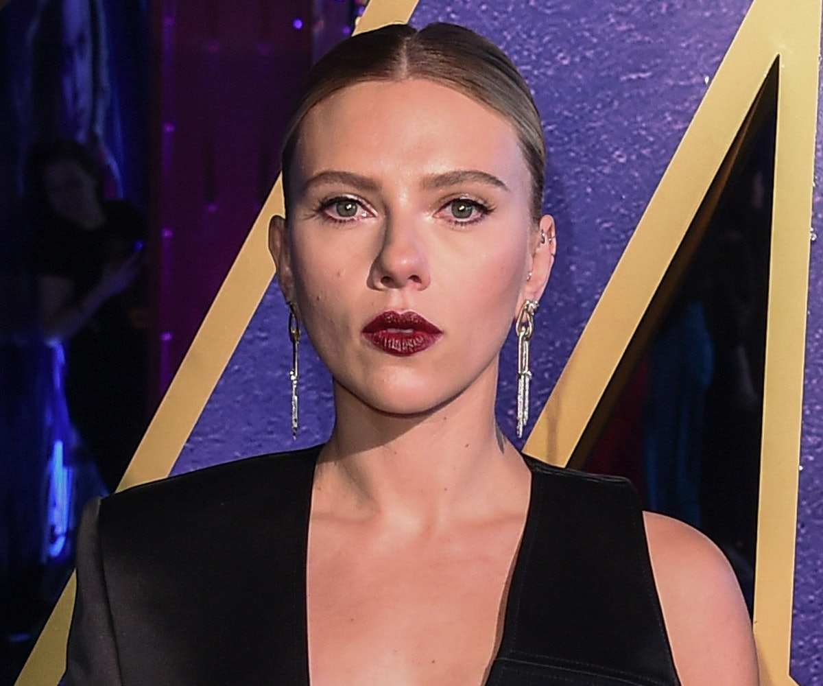 Scarlett Johansson Just Found Out What A Meme Is