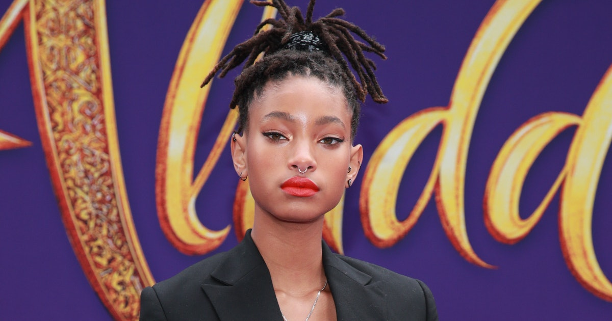 Willow Smith Wants To Teach Us About Polyamory
