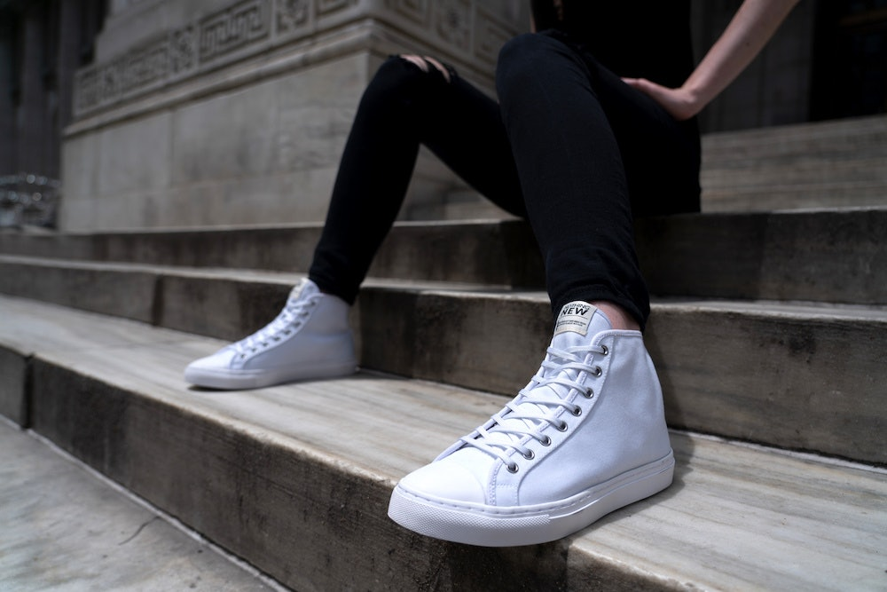 100 Percent Sustainable Sneaker Brand