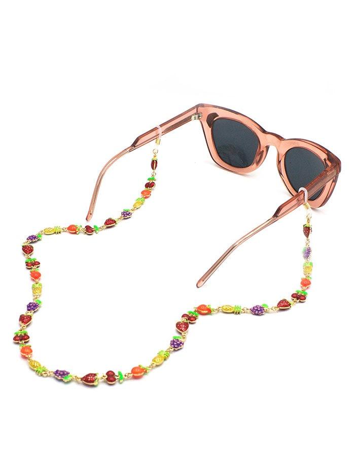 glasses chain CINNAMON Brillenkette