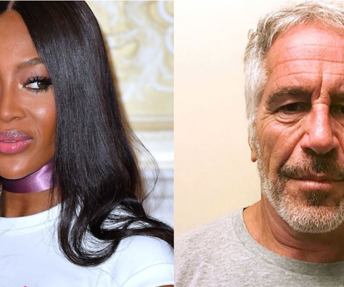 Naomi Campbell Denies Knowing About Jeffrey Epstein S Crimes