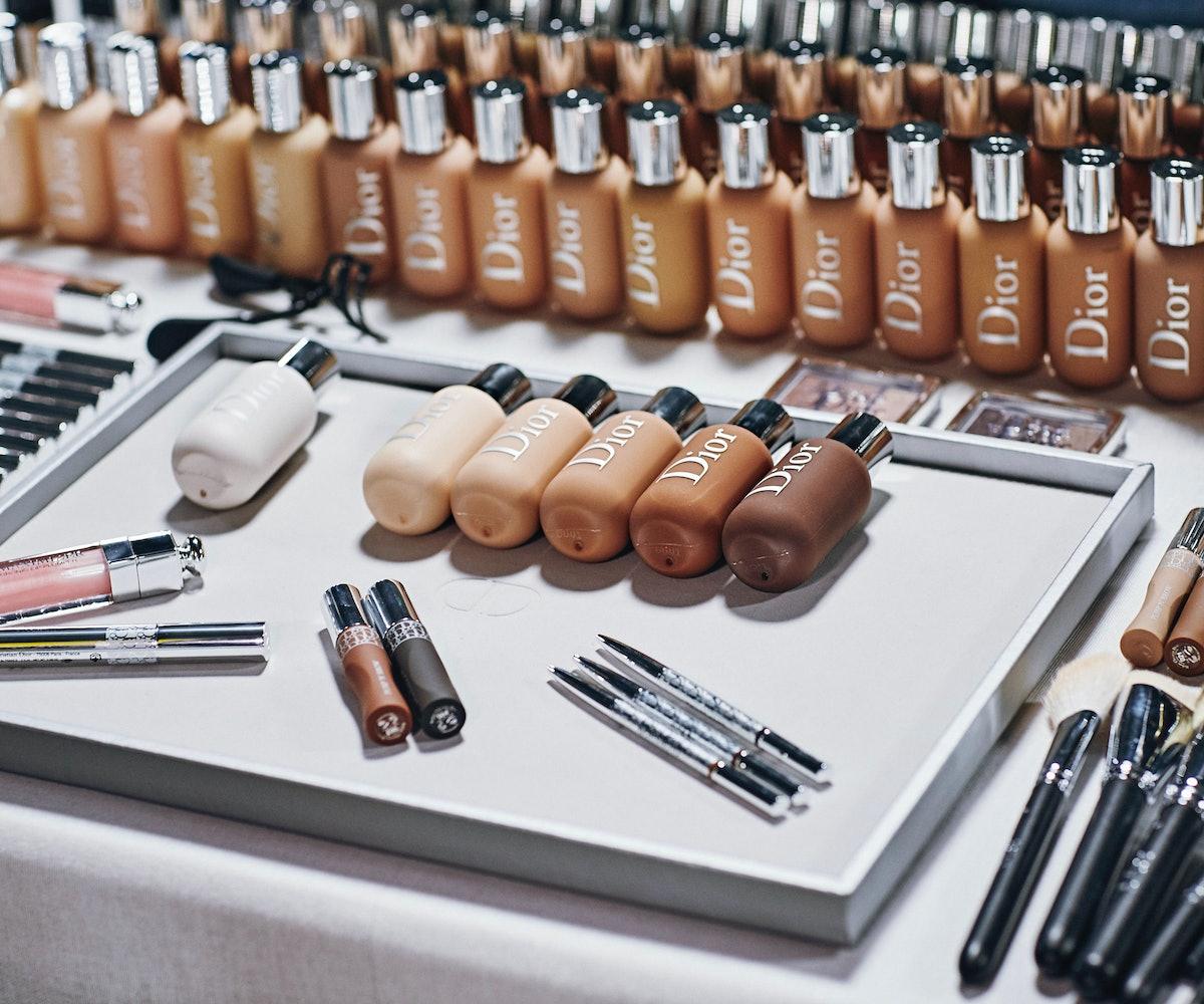 Fall 2020, Dior Men's Show Backstage