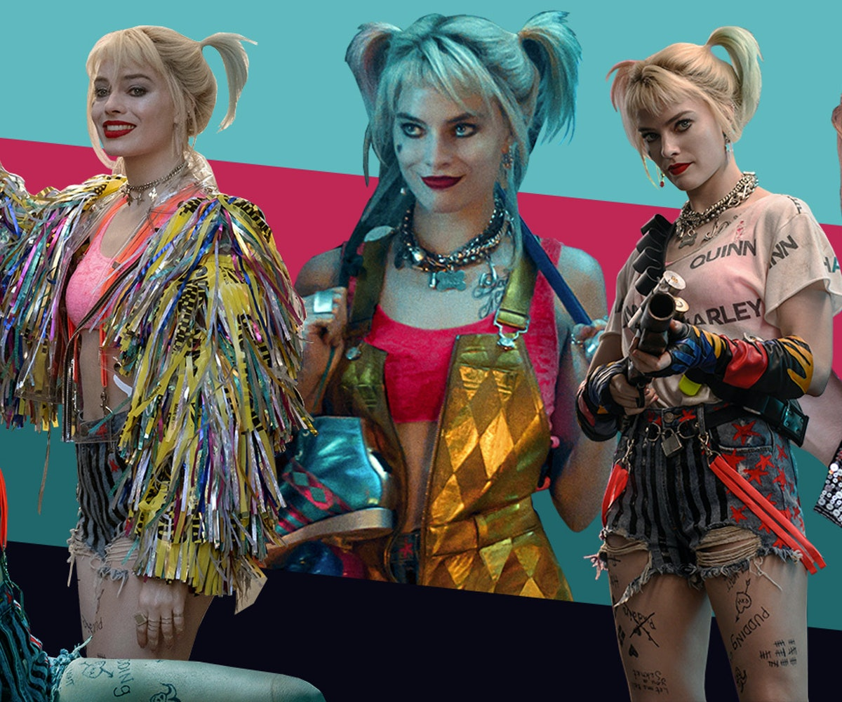 Harley Quinn S Birds Of Prey Costumes Are Full Of Meanings