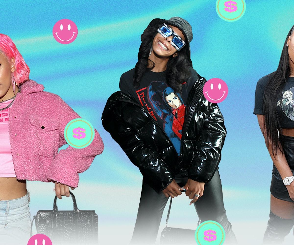 Celebrity closets you can shop on Depop.