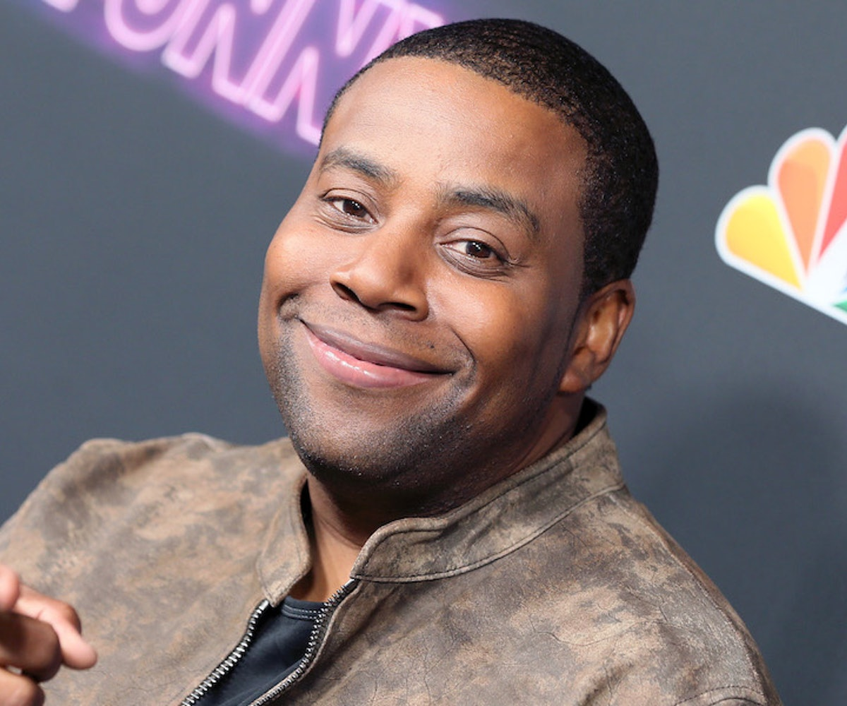 """Kenan Thompson attends the premiere of NBC's """"Bring The Funny"""" at Rockwell Table & Stage on June 26, 2019 in Los Angeles, California"""