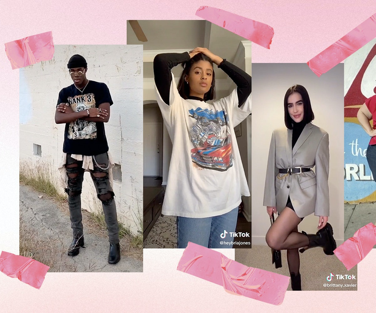 13 Tiktok Creators To Follow For All Things Fashion