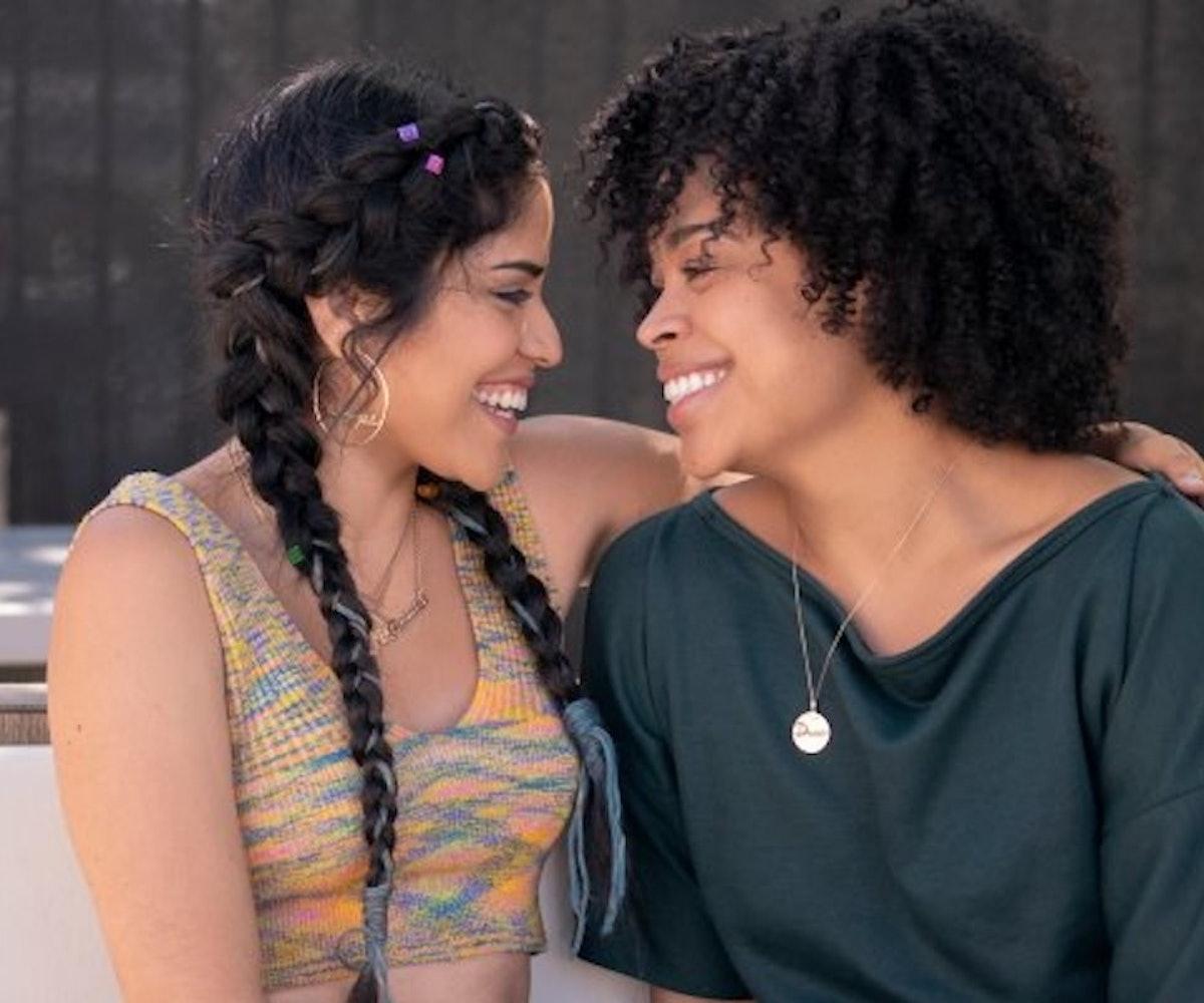 Karrie Martin and Julissa Calderon in 'Gentefied'