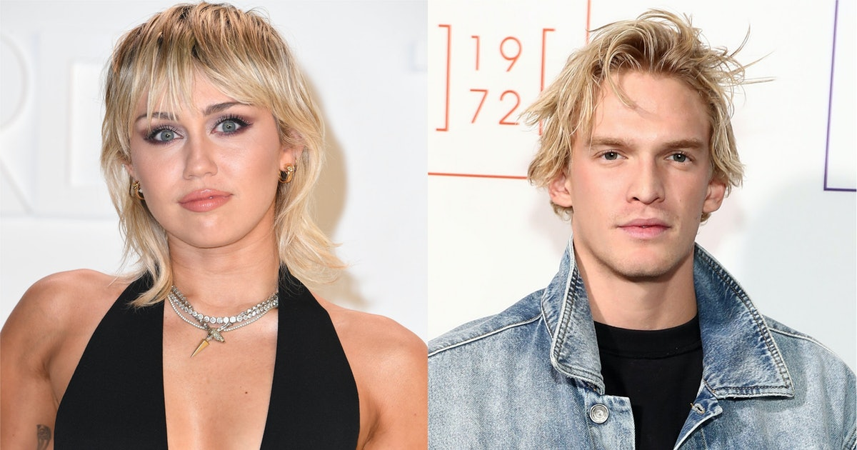 Miley Cyrus And Cody Simpson Got Matching Tattoos