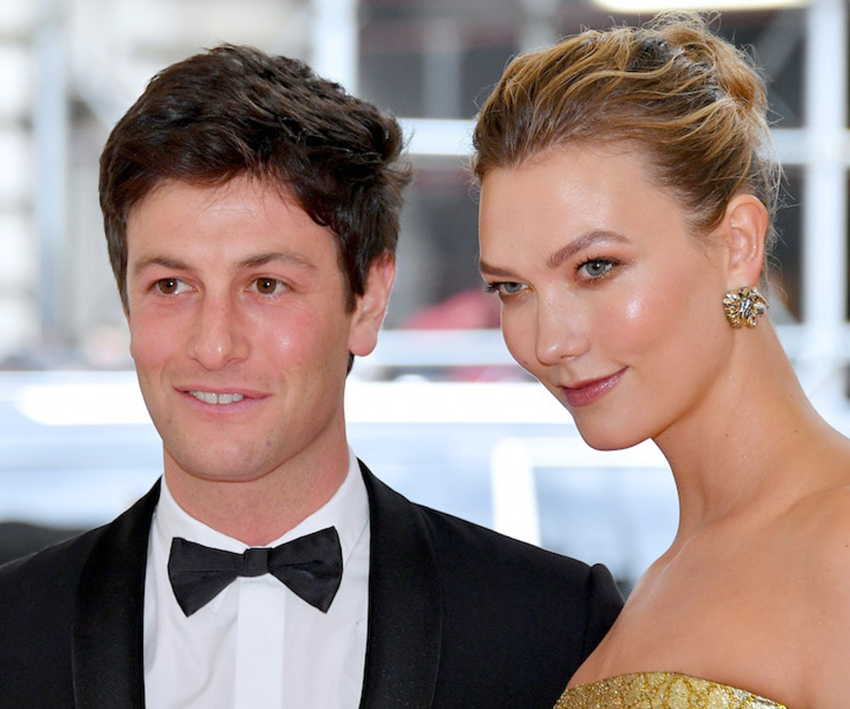 Karlie Kloss and husband Josh Kushner