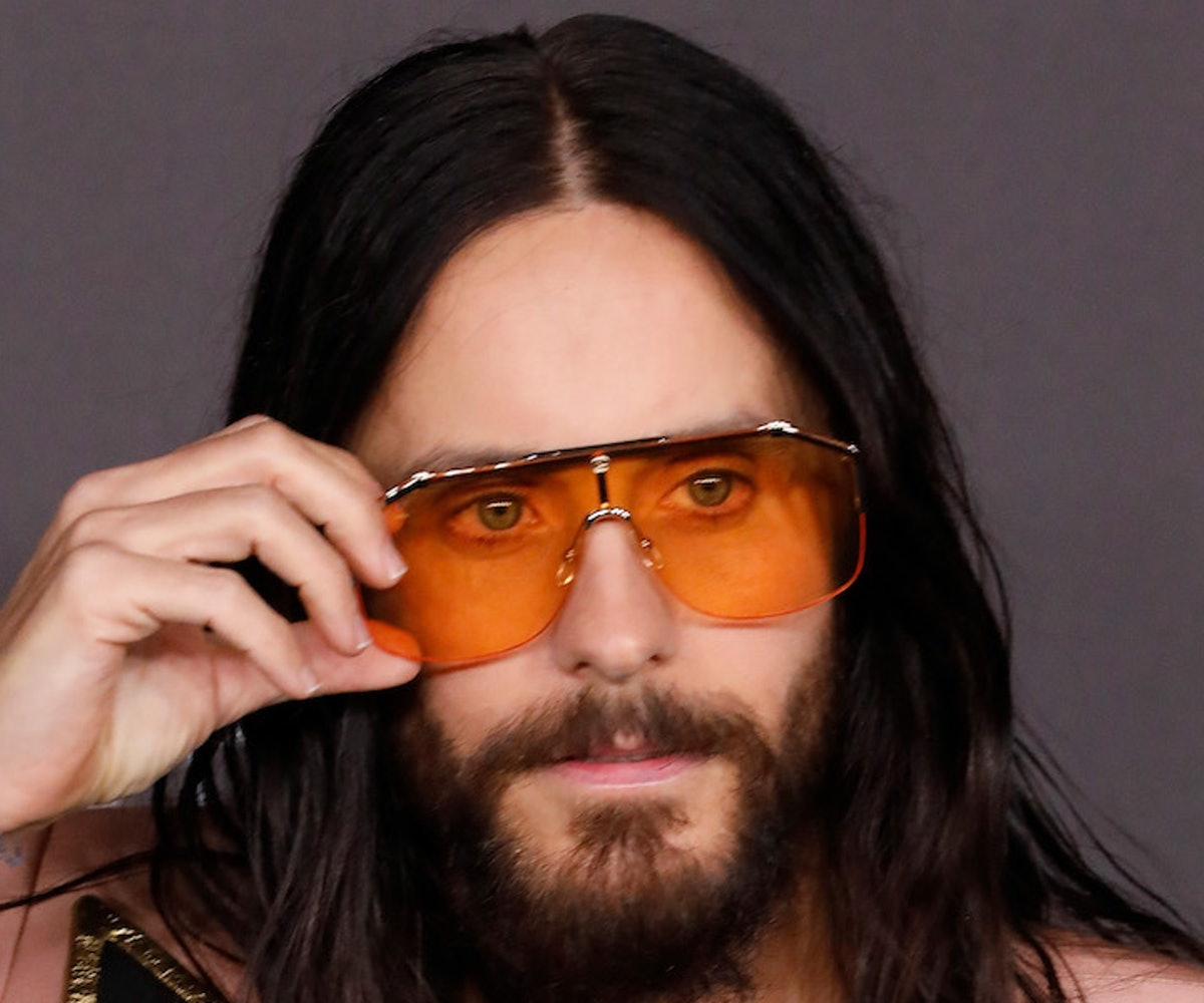 Jared Leto attends the 2019 LACMA Art + Film Gala at LACMA on November 02, 2019 in Los Angeles, California.