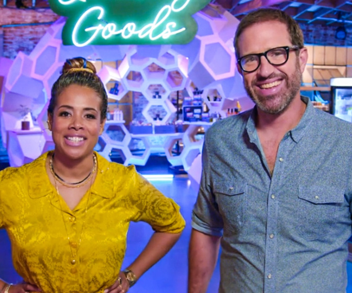 Kelis and 'Cooked With Cannabis' co-host Leather Storrs