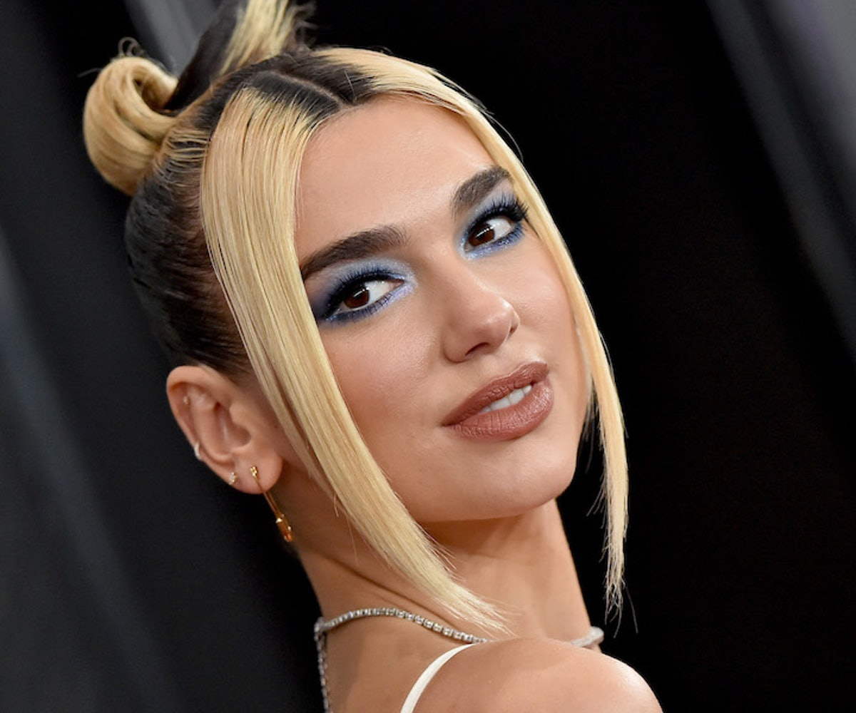 Dua Lipa attends the 62nd Annual GRAMMY Awards at Staples Center on January 26, 2020 in Los Angeles, California.