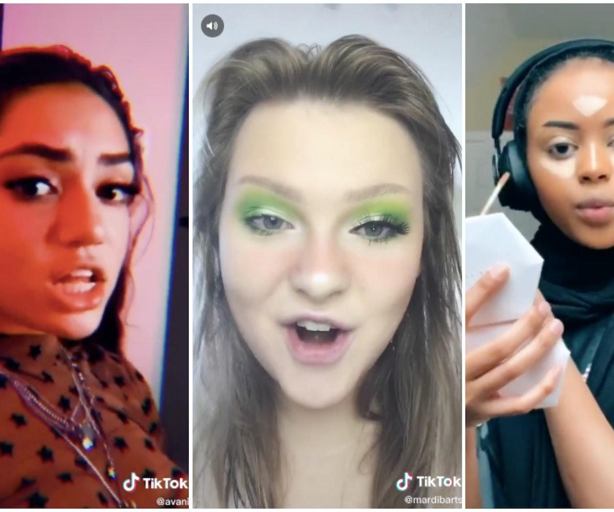 Tiktok S Where S My Juul Makeup Trend Is It S Creepiest Yet