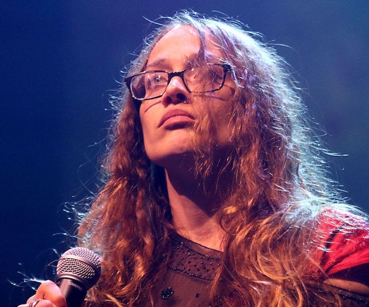 Fiona Apple performs during the 36th Annual Austin Music Awards at ACL Live on February 28, 2018 in ...