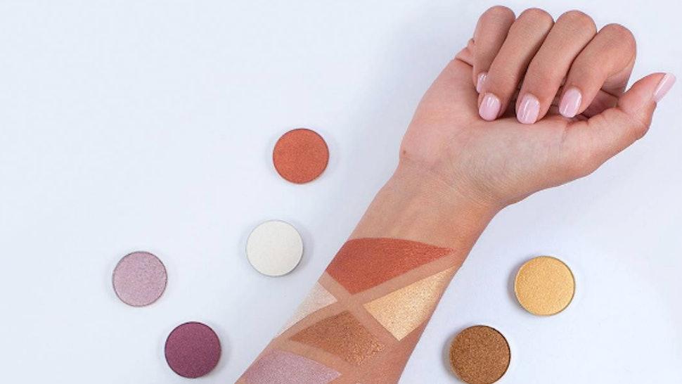 Tarte Tarteist Metallic Eyeshadow Swatches Will Inspire You
