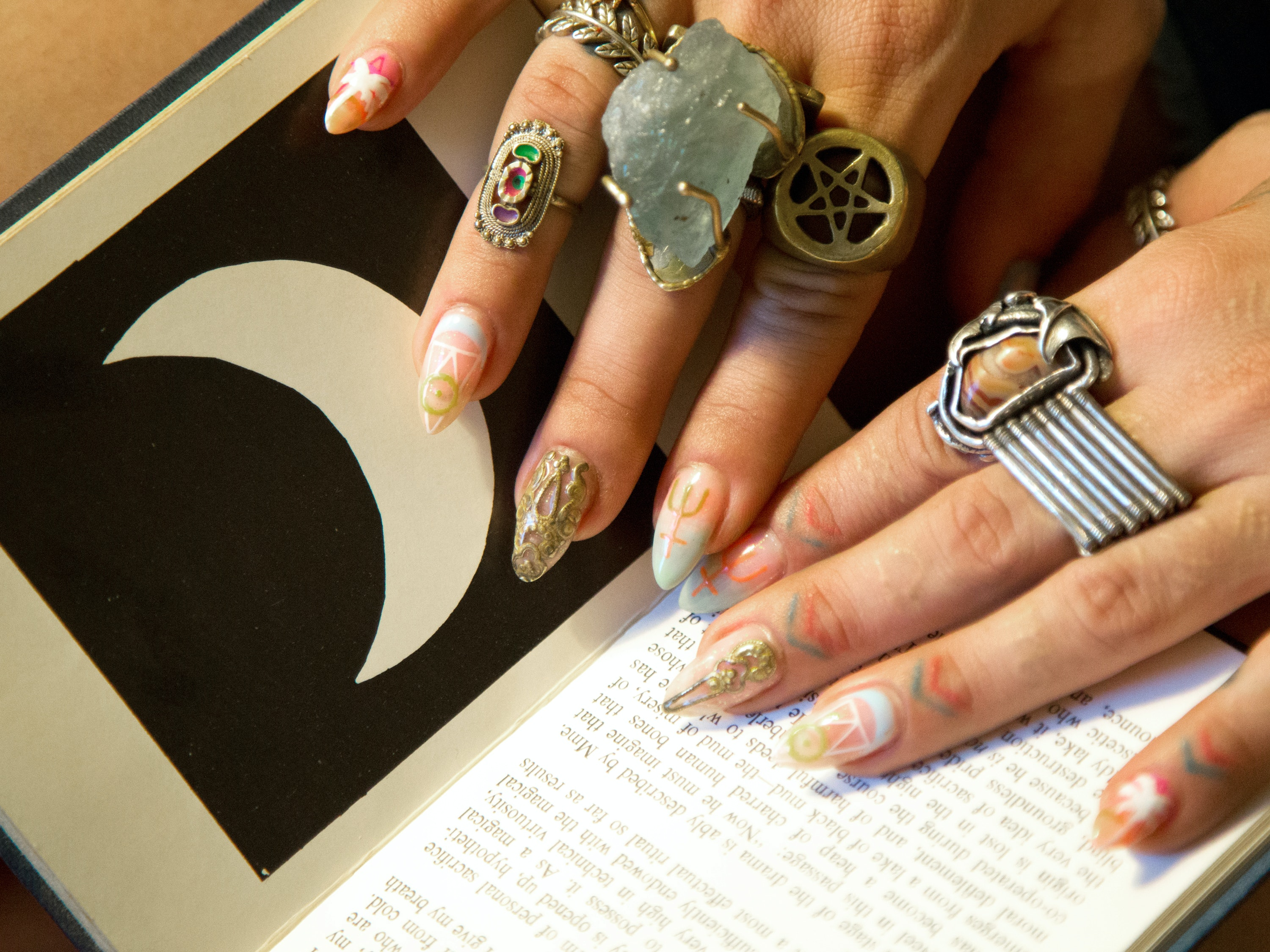 12 Zodiac Nail Art Tutorials To Match Every Astrological
