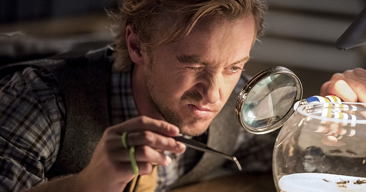 Who Is Julian Albert On 'The Flash'? Tom Felton Could Bring The Series'  Next Big Twist