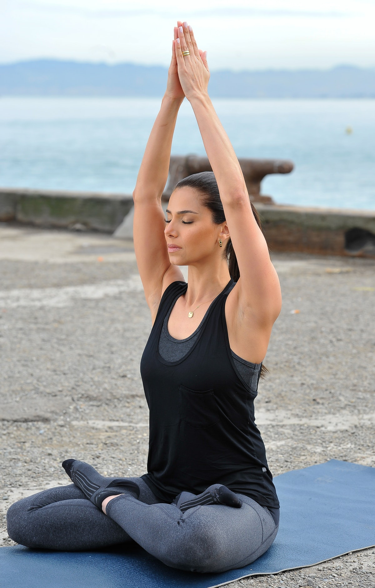 6 Yoga Poses That Will Instantly Give You Better Skin, According To A Yoga Teacher