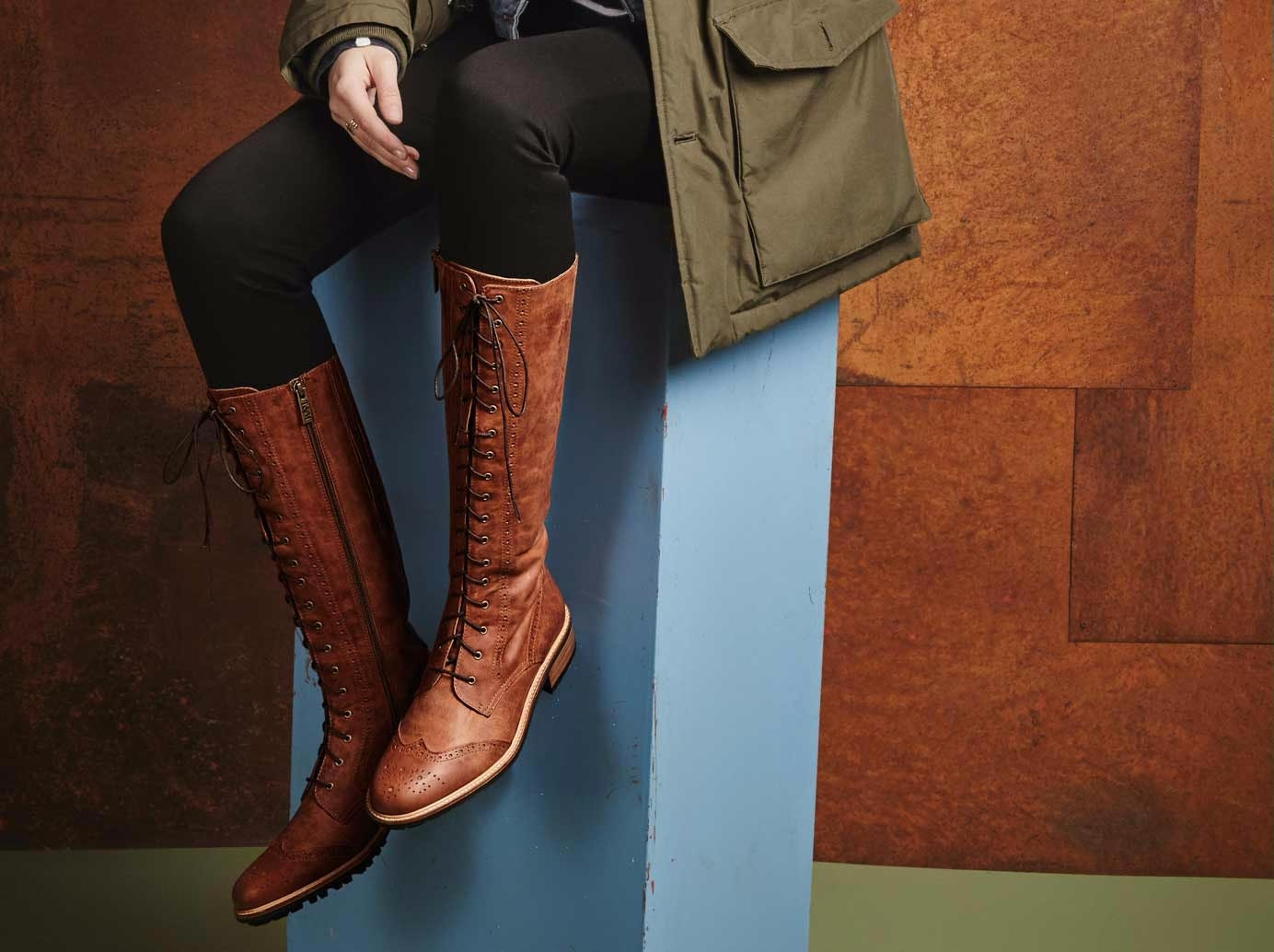 9033cde7720 13 Wide Calf Boots For The Best Back-To-School Vibes — PHOTOS