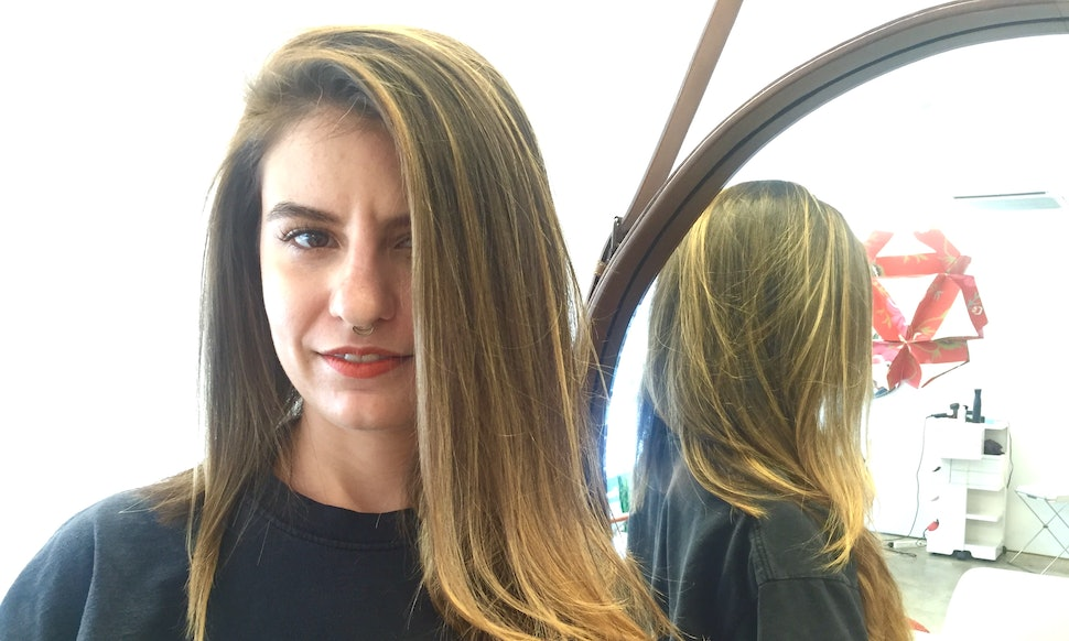 5 Reasons You Need To Try A Dry Haircut According To Stylists