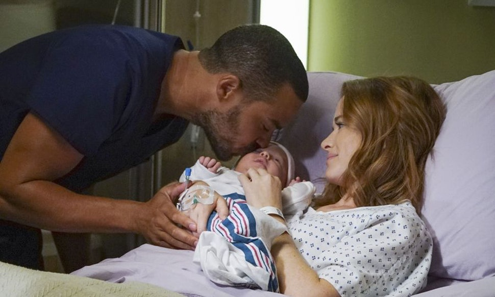Will April & Jackson Get Back Together On \'Grey\'s Anatomy\'? Their ...