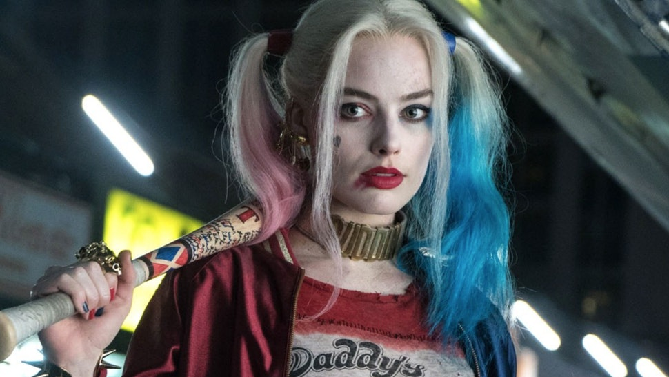 How To Do Harley Quinns Tattoos For Halloween 2016