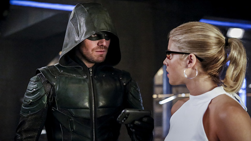 oliver and felicity relationship