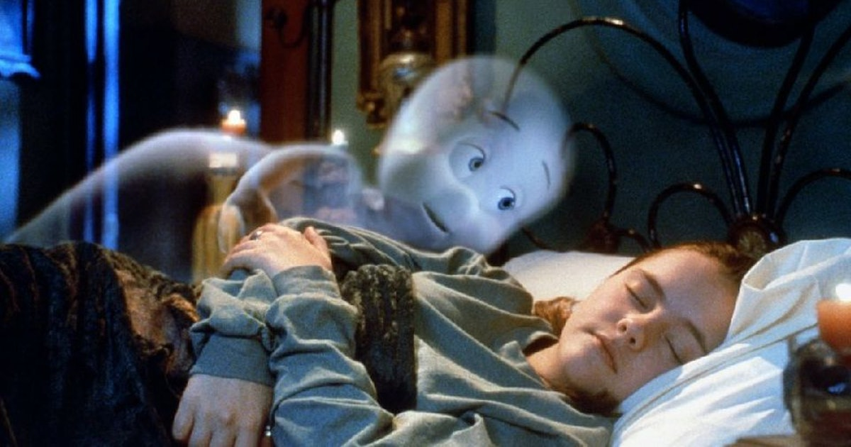12 Things You Totally Forgot About Casper, Including The Actual Creepiness Of The -8649
