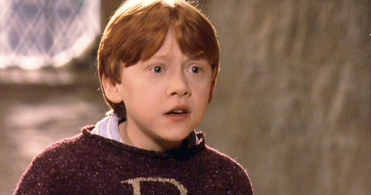 This Deleted 'Harry Potter' Scene Would Have Changed A Lot Of Fans' Minds About Ron Weasley