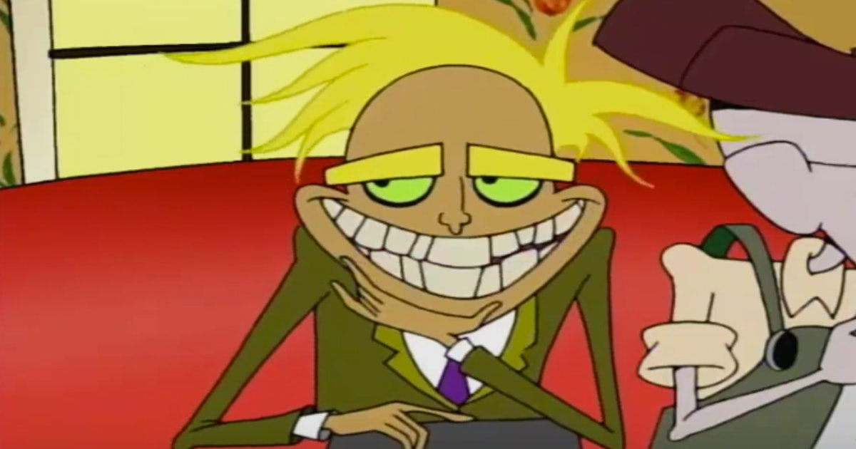 11 Creepy Courage The Cowardly Dog Episodes That Your Parents