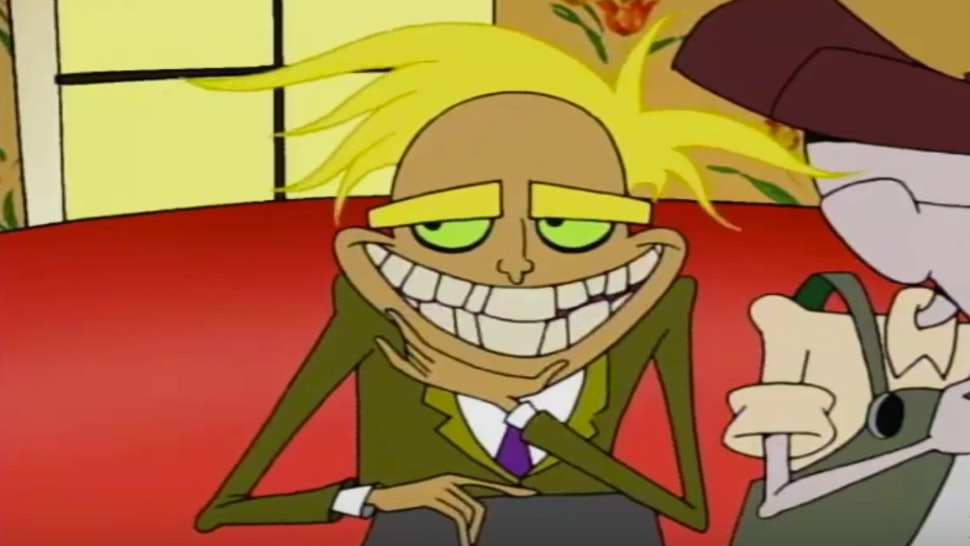 11 Creepy 'Courage the Cowardly Dog' Episodes That Your